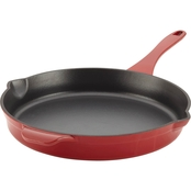 Anolon Vesta Cast Iron Cookware Skillet