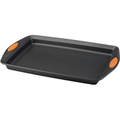 Rachael Ray Yum-o! Nonstick Bakeware Oven Lovin' Crispy Sheet Cookie Pan