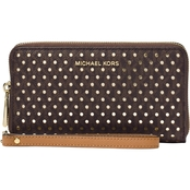Michael Kors Large Flat Multi-Function Phone Case Wristlet
