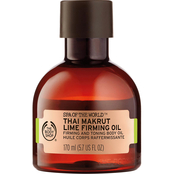 The Body Shop  Spa of the World Thai Makrut Lime Firming Oil 12 oz.