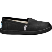 TOMS Girls Canvas Classic Shoes
