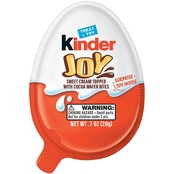 Kinder Joy Chocolate Egg Candy