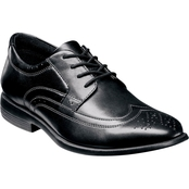 Nunn Bush Decker Wingtip Oxford Shoes