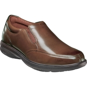 Nunn Bush Myles Street Slip On Moccasin Toe Shoes