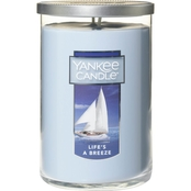 Yankee Candle Life's A Breeze 20 Oz. 2 Wick Tumbler