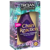 Trojan Lubricants Chain Reaction 2.7 oz.