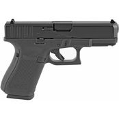 Glock 19 Gen 5 9MM 4.02in. Barrel 15 Rds 3-Mags Pistol Black