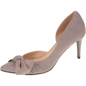 Cl By Laundry Pointed Toe Bow Pumps