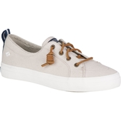 Sperry Women's Crest Vibe Classic Canvas Sneakers