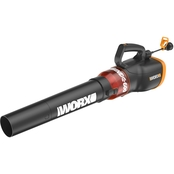 Worx Corded Turbine 600 Electric Leaf Blower