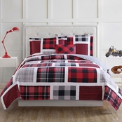 My World Buffalo Plaid Quilt Set