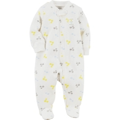 Carter's Infant Boys Cloud Zip Up Sleeper