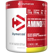 Dymatize Amino Pro Lemon Lime 30 Servings