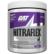 GAT Nitraflex Hyperemia and Testosterone Enhancing Powder, 30 Servings