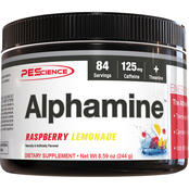 PES Alphamine 84 serving Raspberry Lemonade