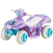 KidTrax Disney Frozen Toddler Quad 6V Electric Ride On