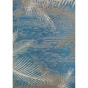 Couristan Tropical Palms Monaco Collection Rug