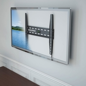 CorLiving Fixed Low Profile Wall Mount for 26 in. - 50 in. TVs