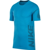Nike Breathe HYPR Dry GFX Training Top