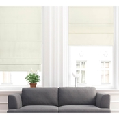 Commonwealth Home Fashions Rhapsody Lined Cordless Roman Shade