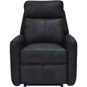 Omnia Leather Riverside Recliner