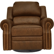Omnia Italian Leather San Juan Recliner