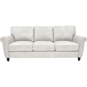 Omnia Leather Cameo Sofa