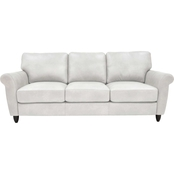 Omnia Italian Leather Cameo Sofa