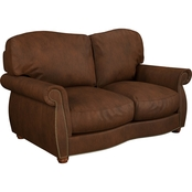Omnia Leather Huntington Loveseat