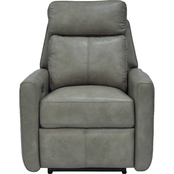 Omnia Italian Leather Riverside Recliner