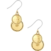 Lucky Brands Double Drop Earrings