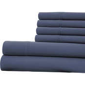 Pacific Coast  Nanotex Cool Comfort 4 Pc. Sheet Set