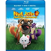 Nut Job 2 Nutty By Nature (Blu-ray + DVD + Digital)