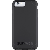 Griffin Survivor Strong Ultra-Slim Case for iPhone 8 Plus, 7 Plus, 6S Plus, 6 Plus