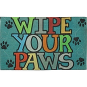 Mohawk Home Wipe Your Paws Stitch 18 x 30 In. Doormat