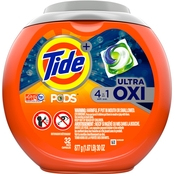 Tide Pods Ultra Oxi 32 ct