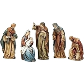 Roman 5 Pc. Wise Men & Holy Family Nativity Figurines