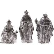 Roman 15 in. Three Kings Figurines 3 Pc. Set