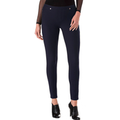 Michael Kors Petite Pull On Stretch Twill Leggings