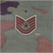 Air Force Chevron Technical Sergeant E-6 Sew-On Large (OCP) 2 pk.