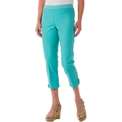 Hearts of Palm Missy Stretch Capri Jeggings