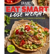 Diabetic Living Eat Smart, Lose Weight (Hardcover)
