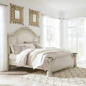Signature Design by Ashley Cassimore Panel Bed