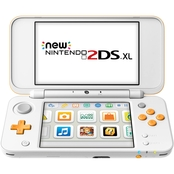 Nintendo 2DS XL - White + Orange