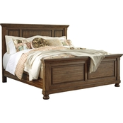 Signature Design by Ashley Flynnter Panel Bed