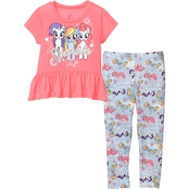 My Little Pony Infant Girls 2 Pc. Shirt and Leggings Set