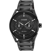 Citizen Men's Eco-Drive CTO Watch BU4025-59E