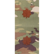 Air Force Officer Rank Major O-4 Sew-On (OCP) 2 pk.