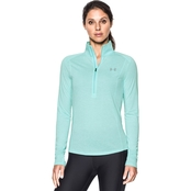Under Armour Women's Threadborne Twist Half Zip Top