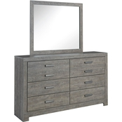 Signature Design by Ashley Culverbach Dresser and Mirror Set